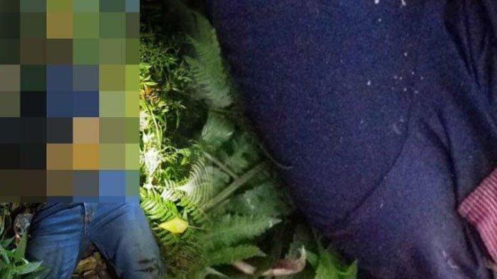 Detik-detik Temuan Mayat Cewek Rambut Pirang di Jurang Pacet, ternyata Karyawan Pabrik di Kediri