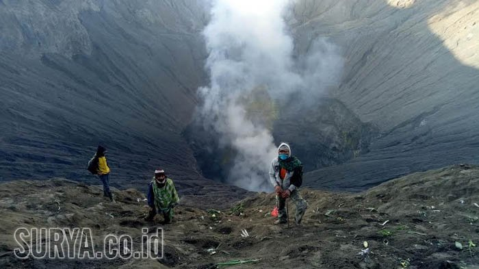 Yadnya Kasada Suku Tengger di Gunung Bromo pada 6-7 Juli 2020, Tak Bisa Dilihat Wisatawan