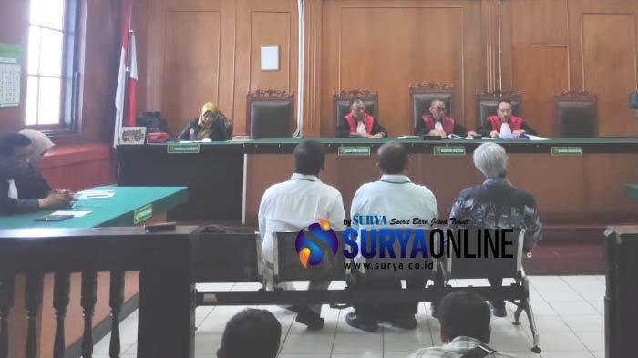 3 Terdakwa Kasus Jalan Gubeng Ambles Divonis Bebas, Ini Pertimbangan Hakim PN Surabaya