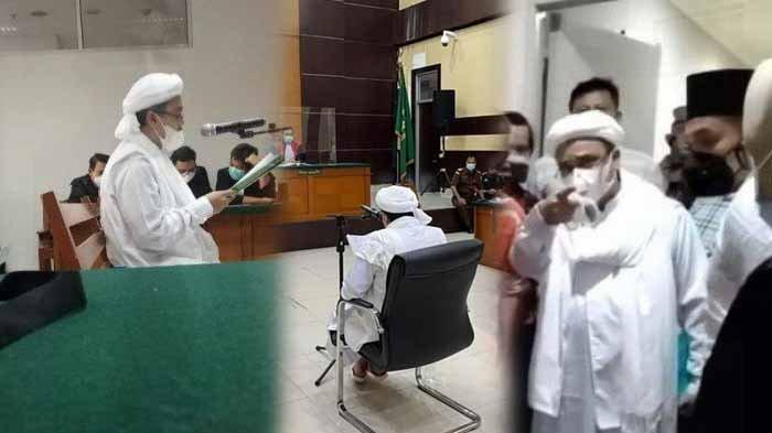 Sama-sama Sebar Hoaks Hukuman Dirut RS Ummi Bogor Lebih Ringan dari Rizieq Shihab, Ini Alasannya
