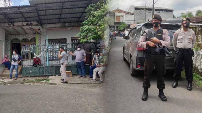 Ini Penyebab Terduga Teroris Tuban Ditangkap Densus 88, Istri Kaget & Sebut Tak Ada Perilaku Janggal