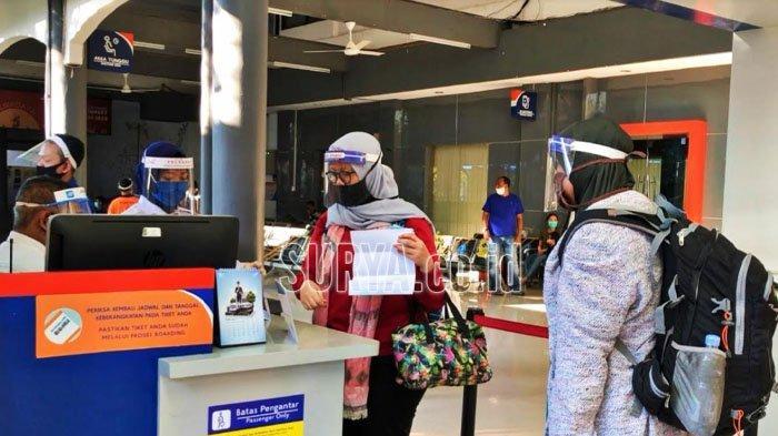 Mulai 1 Januari 2021, Tak Ada Pelayanan Loket di 23 Stasiun Daop 8 Surabaya, Ini Daftarnya