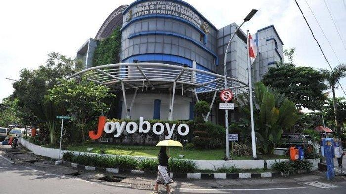 Ada Pandemi Covid-19, Pengguna Fasilitas Terminal Intermoda Joyoboyo Kota Surabaya Turun