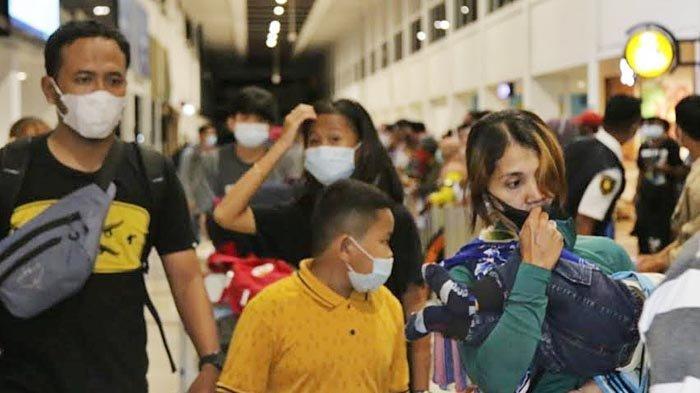 Apa Curi Start Mudik? Kemarin Orang yang Masuk Surabaya Lewat Bandara Juanda Capai 10 Ribu Lebih