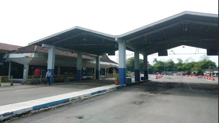 Terminal Tawangalun Jember Melompong, Pengelola Tunggu Stiker Khusus Perjalanan Non-Mudik