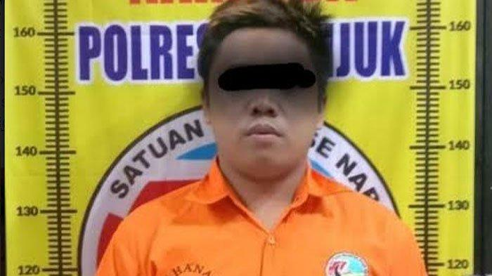 Residivis Narkoba Asal Kota Surabaya Dibekuk Polisi Nganjuk akibat Edarkan Sabu