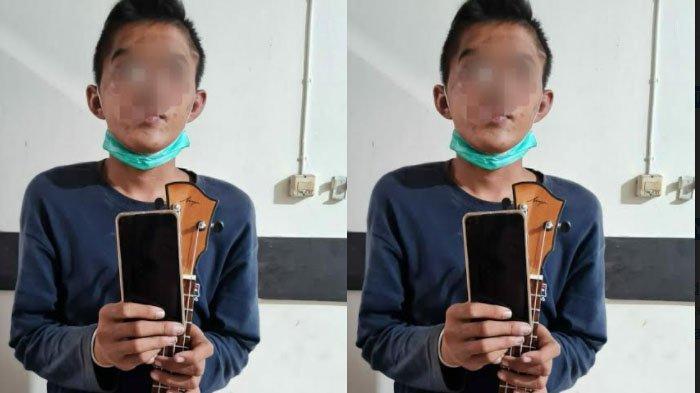 Menyamar sebagai Pengamen, Pemuda Kediri Ditangkap karena Mencuri Ponsel di Tulungagung