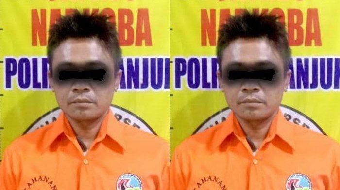 Hendak Pakai Sabu Bareng Rekannya di Teras Rumah, Pria Nganjuk Ini Ditangkap Polisi