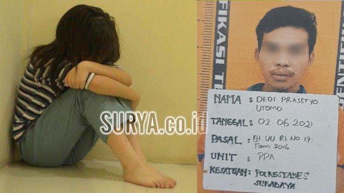 Pria Trenggalek Ajak Gadis Kediri ke Kota Surabaya, Dijanjikan Pekerjaan Nyatanya Malah Lakukan Ini