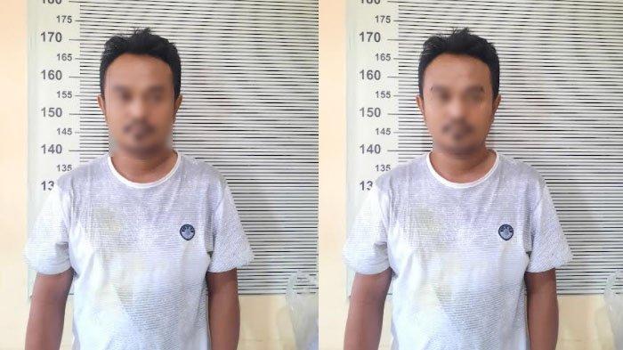 Hendak Konsumsi Sabu, Pria Asal Surabaya Ini Ditangkap di Depan Gang Rumahnya