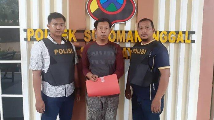 Rencana Pesta Sabu Pria Surabaya Ini Gagal saat Polisi Meringkusnya di Jalan