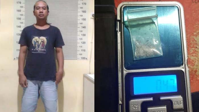 Pria di Surabaya Tepergok Buang Sabu di Semak - semak, Pasrah Dibekuk Polisi setelah BB Ditemukan