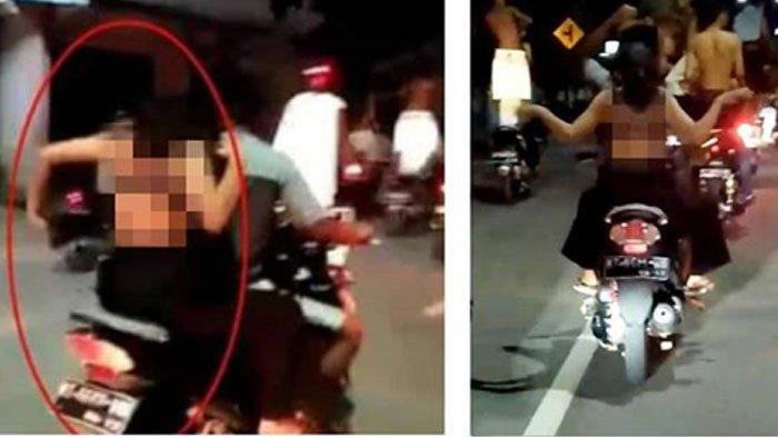 Terungkap Identitas Cewek Cuma Pakai Bra saat Bangunkan Sahur di Jalanan, Bupati sampai Prihatin