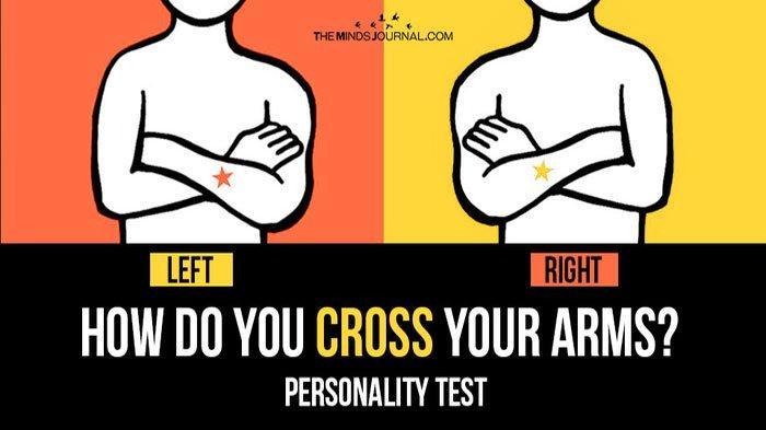 Tes Kepribadian - Cara Melipat Tangan Ungkap Karakter & Pola Pikir, Pertanda Bagian Otak yang Aktif