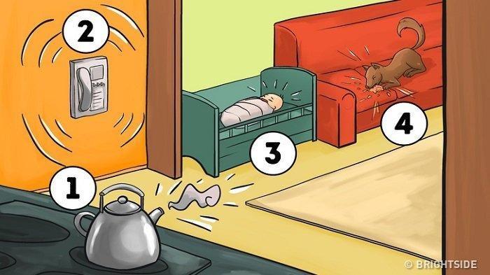 Tes Kepribadian - Ikuti Game Sederhana ini Untuk Menebak Kepribadian, Cukup Pilih 4 Gambar Berikut