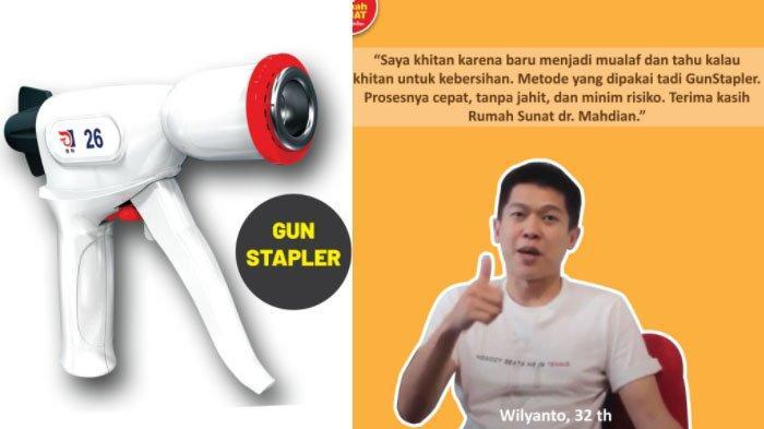 Hadir di Surabaya, Sejumlah Selebriti Buktikan Sensasi Sunat saat Dewasa dengan Metode Gun Stapler