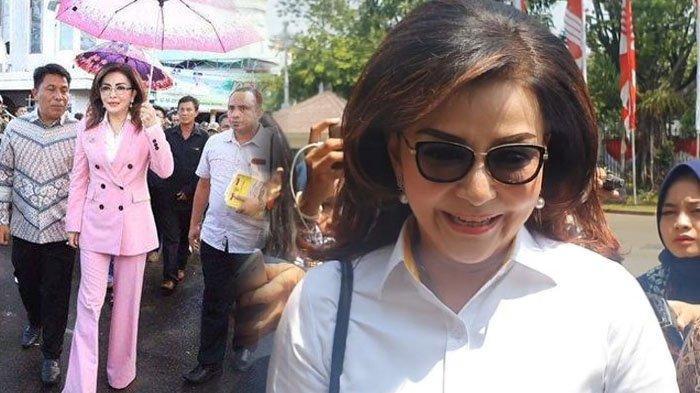 Siapa Tetty Paruntu, Bupati yang Datang ke Istana Negara Meski Tak Diundang Jokowi? Ini 5 Faktanya