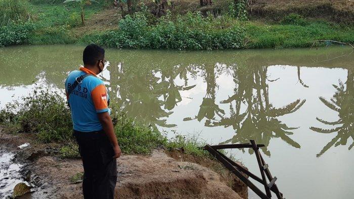 Bermain di Sungai Dua Bocah SD di Tuban Tenggelam di Sungai Anak Bengawan Solo