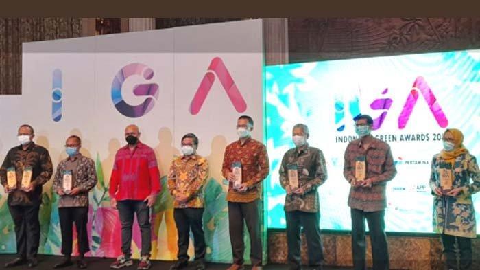 PLN Raih The Best Indonesia Green Awards 2021, Komitmen Lestarikan Lingkungan-Berdayakan Masyarakat