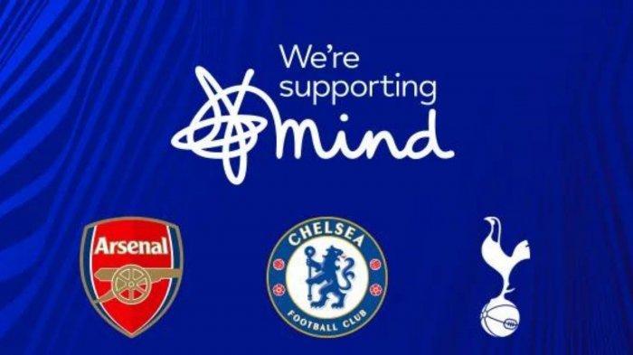 Tiga tim london akan saling berhadapan di laga pramusim The Mind Series