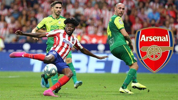 Transfer Liga Inggris: Arsenal Beri Tawaran untuk Thomas Partey, Atletico Madrid Minta Harga Segini