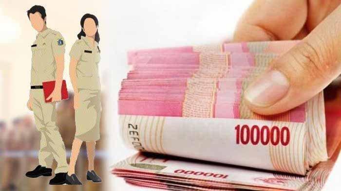 Pemerintah selain mencairkan THR pensiunan 2021 juga akan membayar gaji ke-13 PNS TNI-Polri.