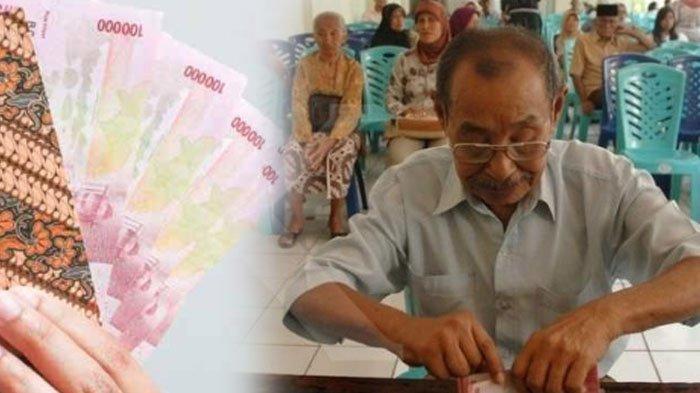 HARI INI THR Pensiunan PNS, TNI dan Polri Cair di Rekening, Kantor Pos Mulai 17 Mei, Terusan Dapat