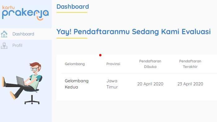 Cara Atasi Gagal Login www.prakerja.go.id Saat Daftar Kartu Pra Kerja Gelombang 12, ini Solusi Admin