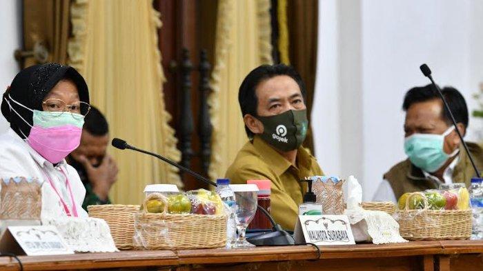 Tiga Kepala Daerah di Surabaya Raya Sepakat PSBB Tak Diperpanjang
