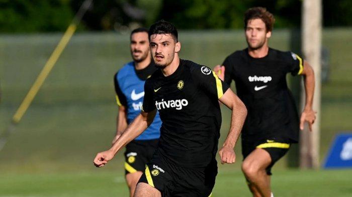 Armando Broja diprediksi bakal jadi Tiga Pemain Akademi Chelsea yang diberi tempat oleh Thomas Tuchel musim ini