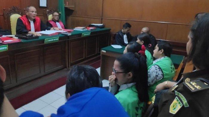 3 Perempuan Pengedar Sabu-sabu 13,5 Kg Divonis Penjara Seumur Hidup, Pengacaranya Keberatan
