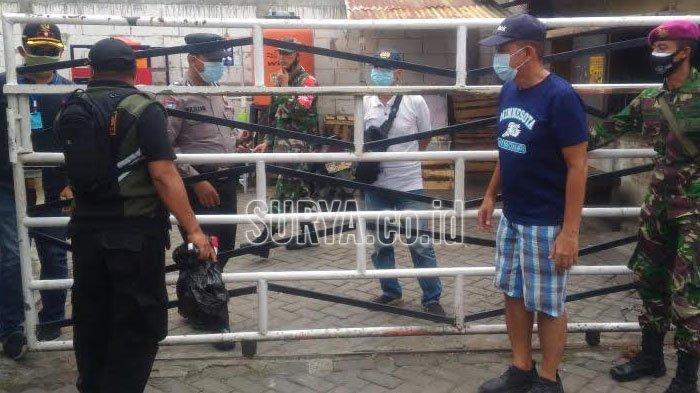 Putus Penyebaran Covid-19, Tiga Pilar Kelurahan Tambaksari Kota Surabaya Lakukan Tracing