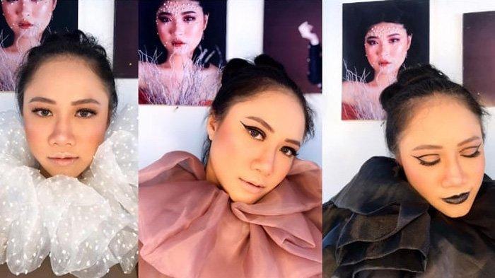 Makeup Flawless untuk Runway, Bisa Retouch untuk Hasilkan Look yang Berbeda