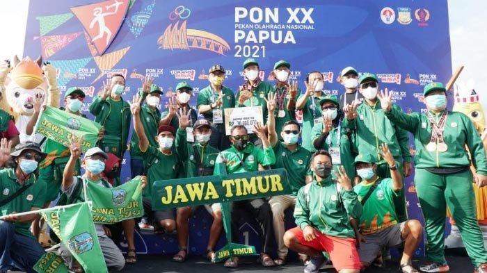Aeromodeling Jatim Juara Umum PON XX Papua dengan 4 Emas, 3 Perak, dan 4 Perunggu