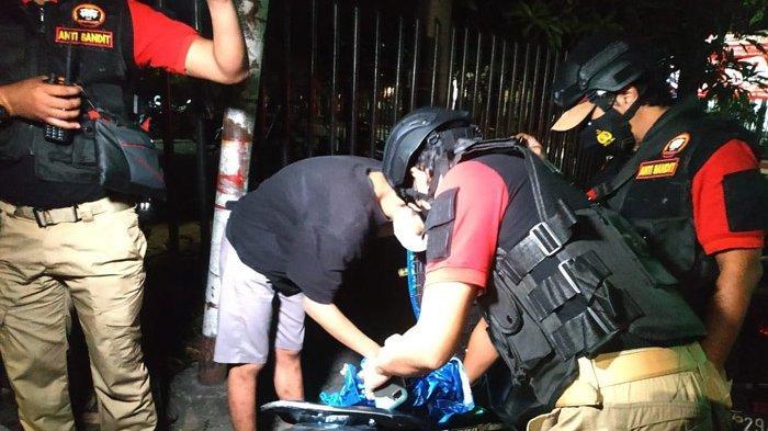 Cara Tim Anti Bandit Polsek Sukolilo Surabaya Antisipasi Kejahatan Jalanan dan Tawuran