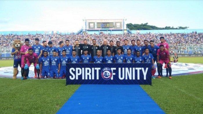 Arema FC Vs PS Tira Persikabo Jadi Laga Pembuka Piala Menpora 2021, Berikut Jadwal Lengkapnya