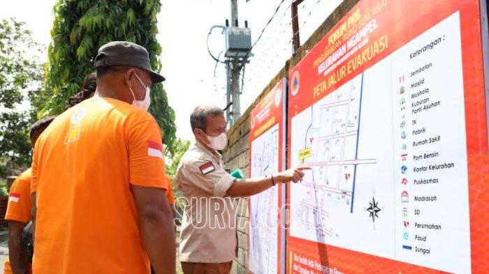 Lomba Desa Tangguh Bencana Tingkat Jatim, Kelurahan Ngampel Jadi Wakil Kota Kediri