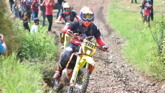 Tim Gudang Garam Enduro Team Sapu Bersih Kejuaraan IERC 2020