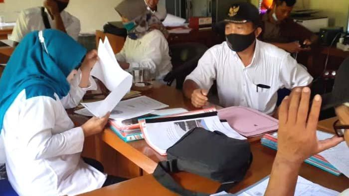 Upaya Perbaikan Kinerja, Dinas PMD Nganjuk Intensif Monitoring Administrasi Pemdes