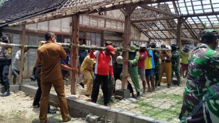 Kodam V/Brawijaya Gelar Program Tentara Manunggal Membangun Desa di Lima Wilayah Jatim