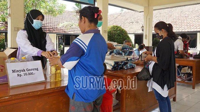 Operasi Pasar Murni Jelang Natal dan Tahun Baru di Kota Kediri, Gula Pasir Rp 10.700/Kg