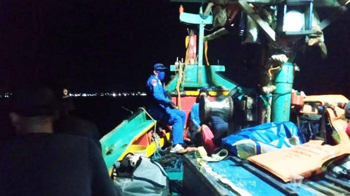 Cuaca Ekstrim, Eksplorasi Bangkai Kapal Van Der Wijck di Kabupaten Lamongan Dihentikan Sementara