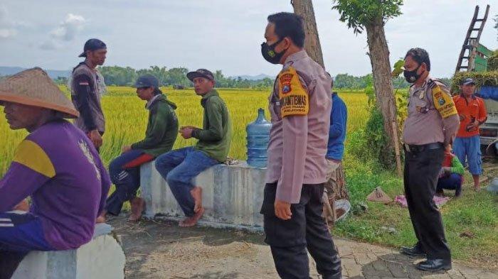 Satgas Covid-19 Terus Lakukan Sosialisasi Protokol Kesehatan pada Warga di Kabupaten Nganjuk