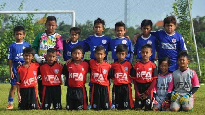 SSB di Gresik Kirim 9 Pemain Ikuti Persebaya Junior Camp (PJC)