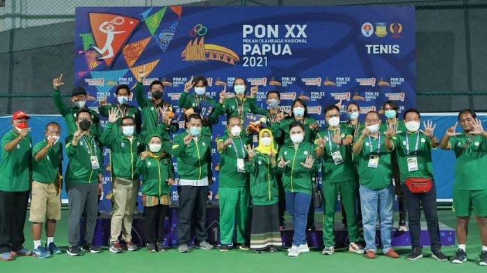 Update Klasemen Perolehan Medali PON XX Papua 2021: Jatim Ungguli Tuan Rumah, Dekati Jabar di Puncak