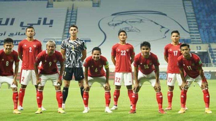 Prediksi Susunan Pemain Timnas Indonesia vs Uni Emirat Arab, Shin Tae-yong Tak Bisa Dampingi