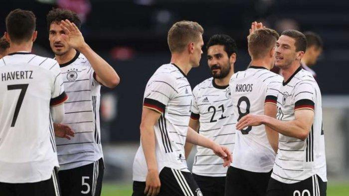 Jadwal Euro 2020: Skuad Bertabur Bintang Timnas Jerman Incar Trofi Perpisahan untuk Joachim Low