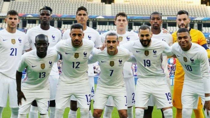 Hasil Skor Perancis vs Bulgaria: Olivier Giroud Cetak Brace, Bekal Apik Jelang Euro 2020