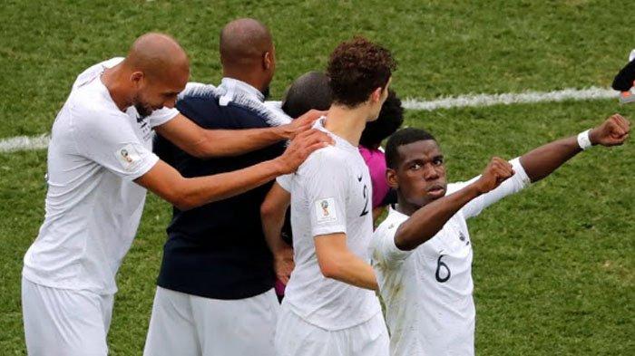 Susunan Pemain Prancis Vs Belgia, Les Bleus Kembali Diperkuat Matuidi, Belgia TanpaThomas Munier