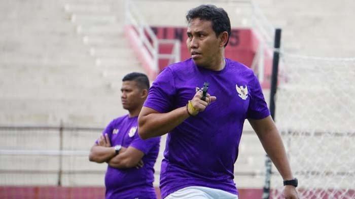 Pesan Bima Sakti ke Pemain Timnas U-16 Indonesia Selama Libur Pemusatan Latihan